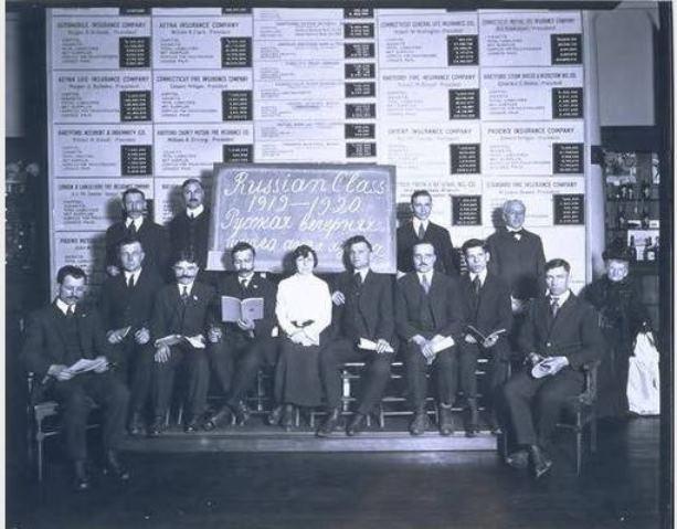 Mayor's Council Russian Class