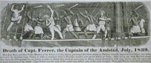 Death of Captain Ferrer