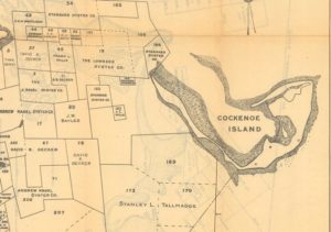Oyster grounds, Western Division; Town of Westport