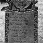 Mr. Timothy Hall who died with the small pox July 29th, 1775