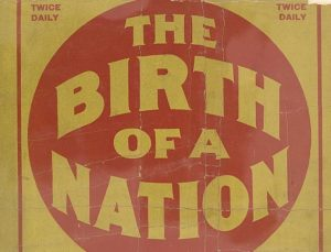 Birth of a Nation Advertisement