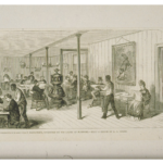 Workingmen's Restaurant, 129 Market Street, Hartford.