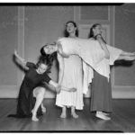 Martha Graham Dance Company, 1937 - The Bancroft Library, University of California, Berkeley Library Digital Collections