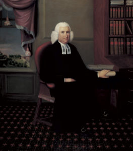 Eleazar Wheelock c. 1793-1796 - by Joseph Steward