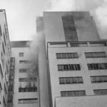 Smoke billows from Hartford Hospital