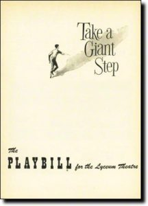 Take a Giant Step at the Lyceum Theater