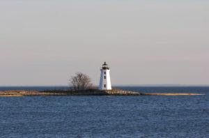 Fayerweather Island Lighthouse, Bridgeport, Connecticut