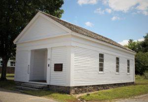 Moor's Indian Charity School Building