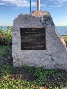 Kate Moore Memorial, Bridgeport