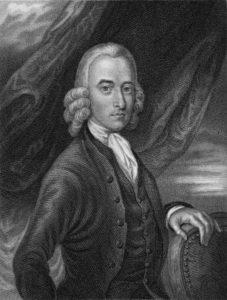 Portrait of Robert Sandeman