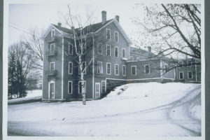 Old Whitney Hall