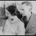 Portrait of Eugene O'Neill and Carlotta Monterey O'Neill