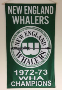 New England Whalers Banner