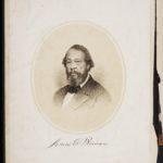 Portrait of Amos Beman.